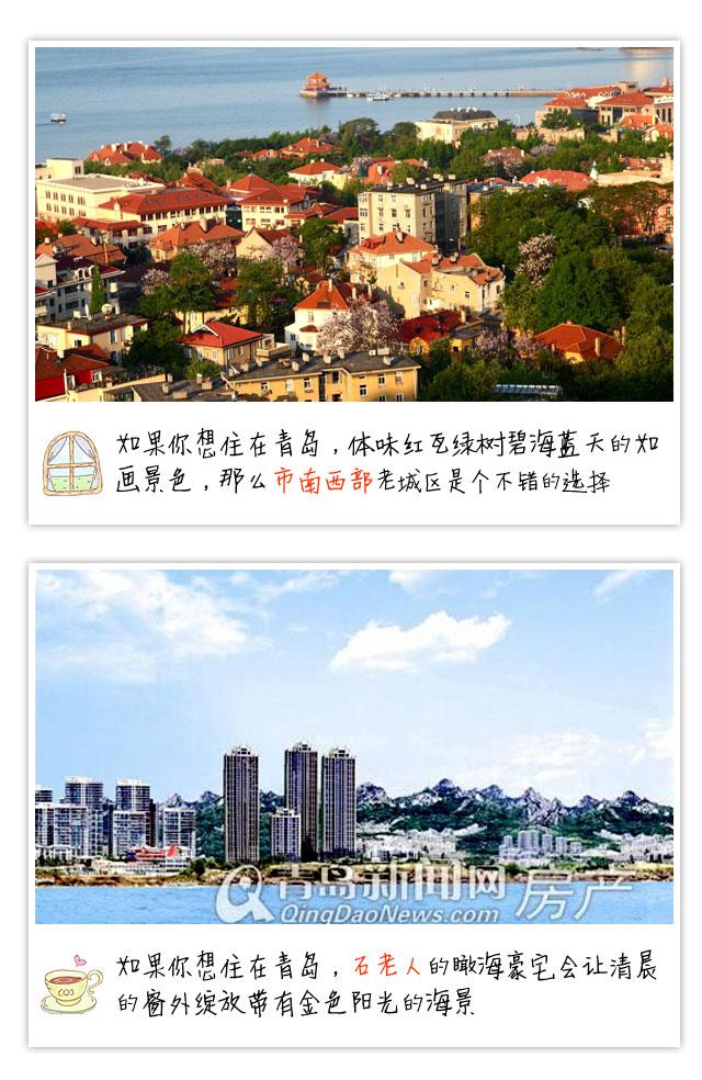 如果你想住在青岛