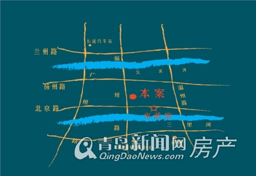 新城渤海湾花园