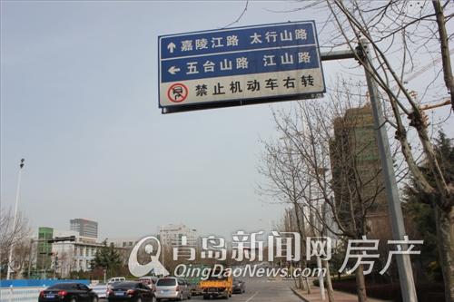鑫隆嘉园周边路牌