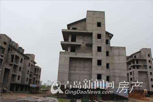 七栋洋房工程进展2012.6.29实拍