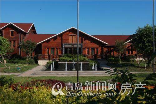 北中国第一豪宅-青岛紫檀山售楼处