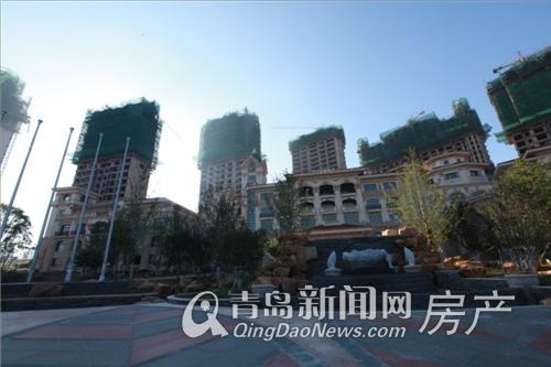 北中国第一豪宅-青岛紫檀山