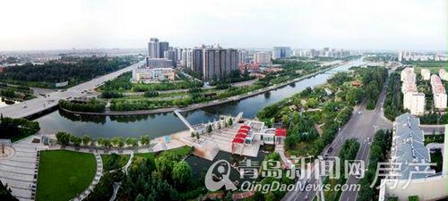 胶州,云溪河,东湖,三河一湖,青岛新闻网