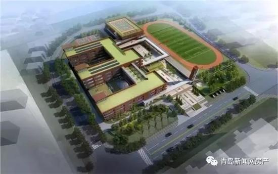 西海岸最新一批新改扩学校操持:7所学校投入利用(责编保举:数学教案jxfudao.com/xuesheng)