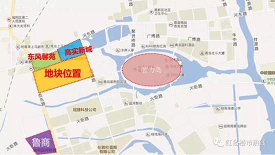 sbf999胜博发好消息!红岛地铁新盘9月入市 新增上千套供应