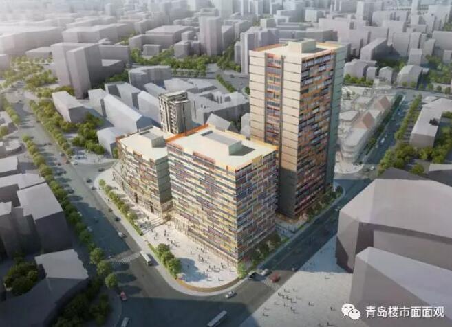 市北中粮大悦城南地块规划公示 台东商圈再添大型购物中心