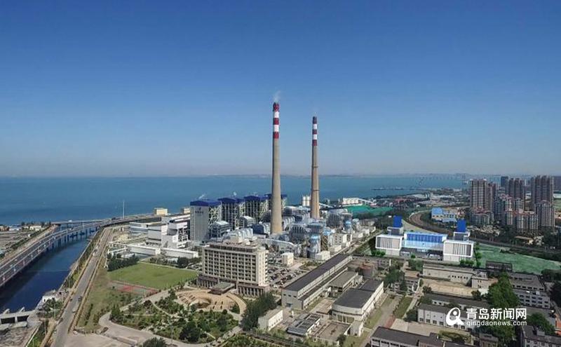 青岛天然气热电项目落地 可替代6家燃煤供热企业