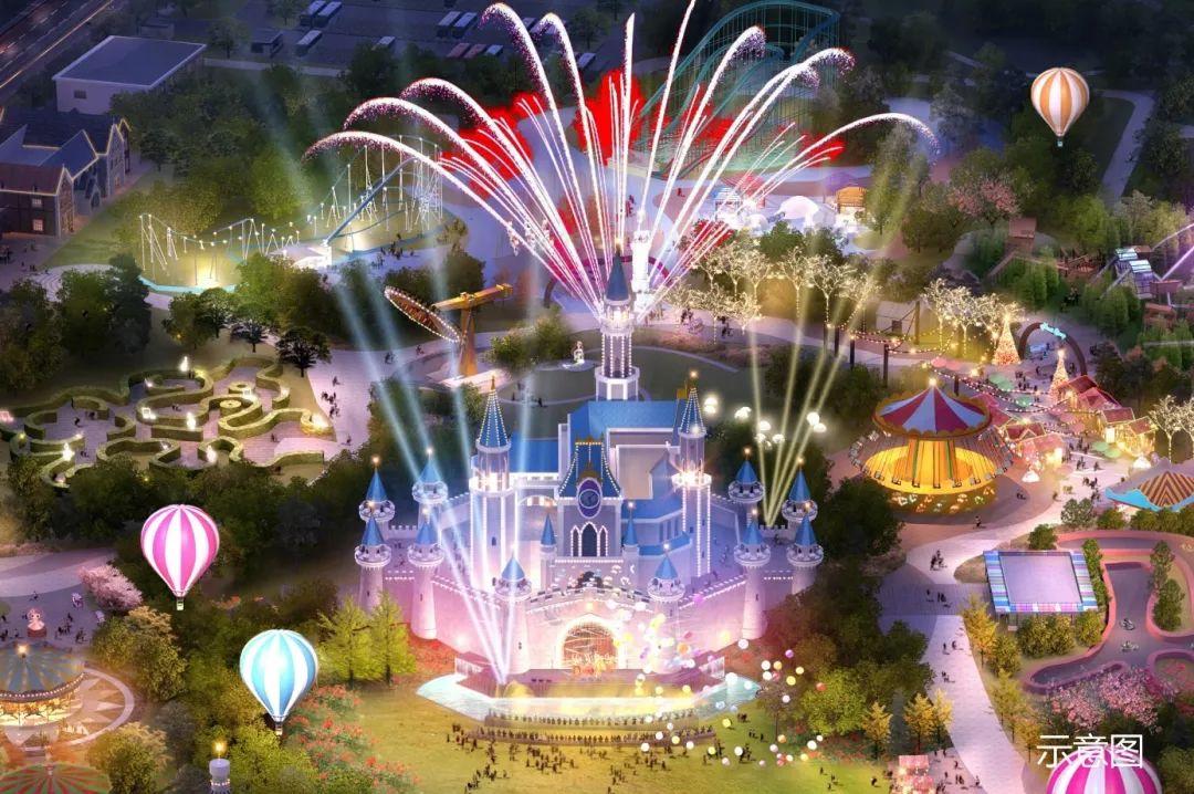 平度安徒生童话乐园预计6月对外开放 细节曝光