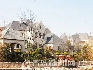 """""""禁墅令""""后:青岛这青海清真寺木门些150多万就可入手的别墅"""