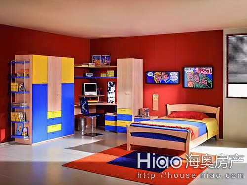 """哥伦比尼儿童家具""""让梦想成真""""-海奥网"""