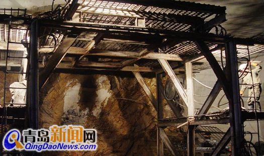 海底隧道青岛端接线全线打通-海奥网