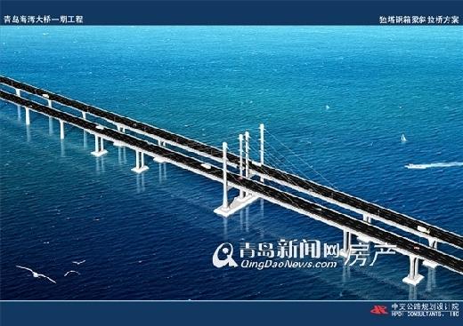 青岛海湾大桥介绍