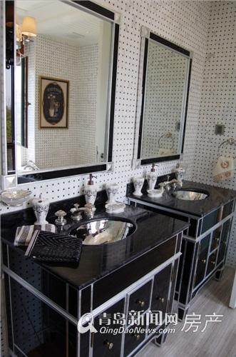 丽山国际瑞贝卡服装设计师之家样板间-洗手间