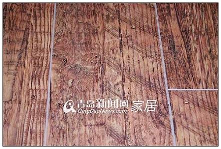 生活家洛可可地板风格华丽,精致,在花纹上使用多