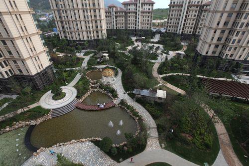 新华锦爱丁堡国际公寓欣赏 - 青岛新闻网