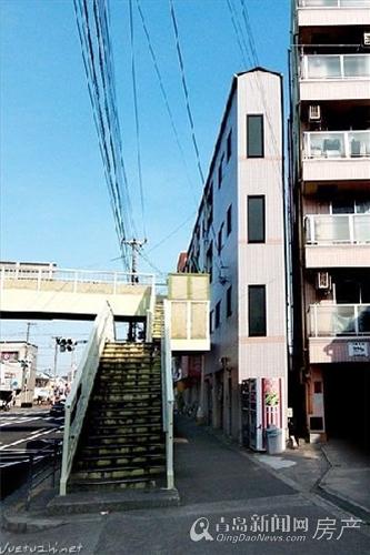"""日本人竟住在这样的房子里 全是""""楼片片"""""""