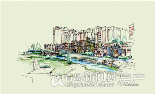 唐明宇先生手绘稿