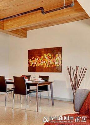 餐厅装饰_餐厅装饰效果图_餐厅装饰画贴图
