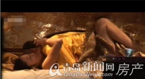 《新还珠》床戏拍摄现场曝光