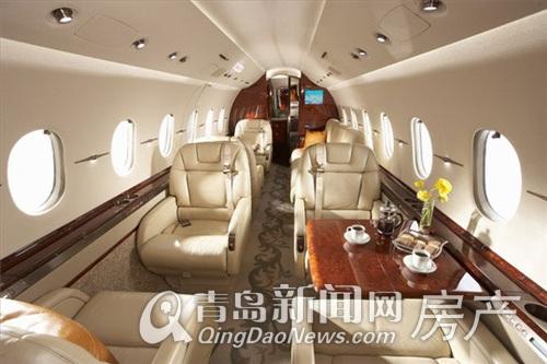 华润置地引领高端时尚 青岛首次私人飞机展即将开幕
