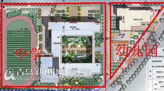 幼儿园教学楼平面图; 学校 涵括幼儿园; 幼儿园设计平面图