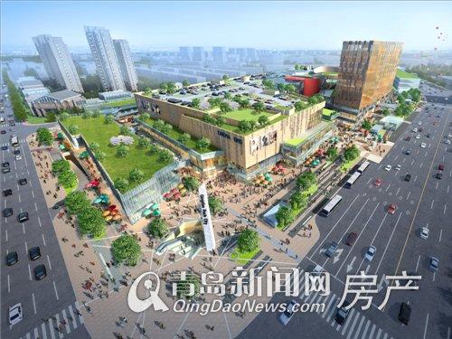 李沧核心商圈伟东乐客城 双地铁铺王60万起!-青岛新闻