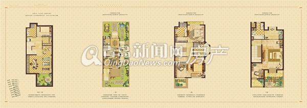 青岛别墅有了亚洲荣誉 世茂公园美地打造生态别墅典范