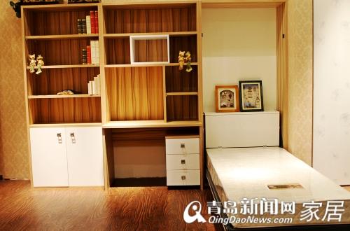 卧室书柜内部结构图
