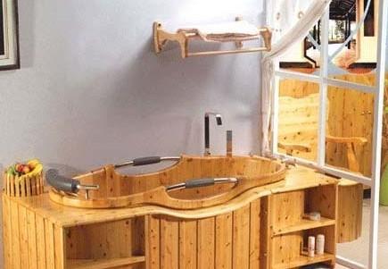 卫浴设计 四种不同材质浴缸保养秘诀