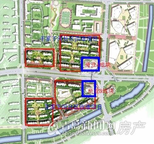 下河 于家下河社区改造项目规划公示 世园会区域再添景观新社区