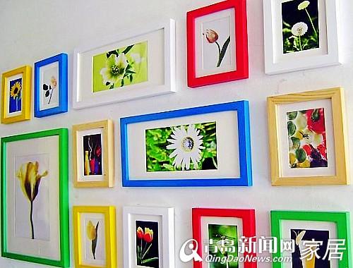 2012龙年创意装饰画——缤纷新年-青岛新闻网房产