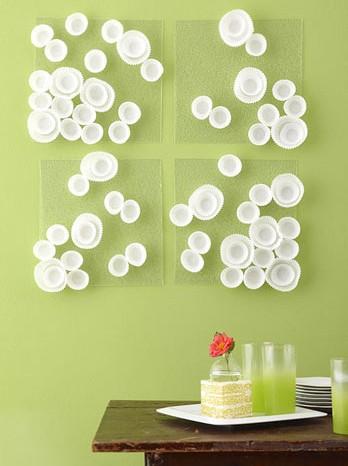 简单纸杯花制作图解步骤