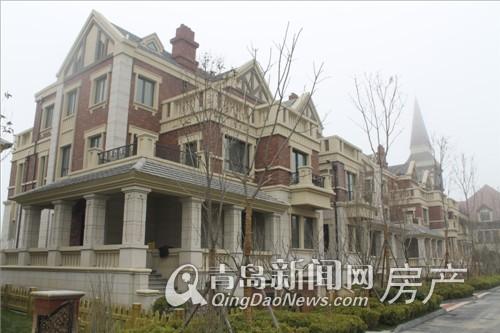 保利海上羅蘭別墅實拍2012.4.14