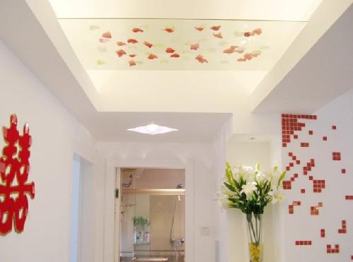 装修 时尚居室装饰 吊顶选用小窍门