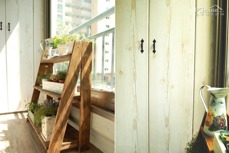 diy翻新,家居改造,青岛装修,自制原木家具
