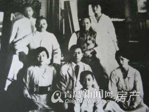 2012实拍青岛宋氏别墅 凝聚宋庆龄家族团聚的最后记忆