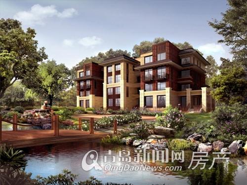 在青岛,青岛中心,万丽海景,湾上等项目中,都可以看到空中别墅的身影.