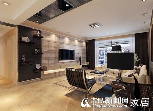 木工电视背景墙造型 欧式