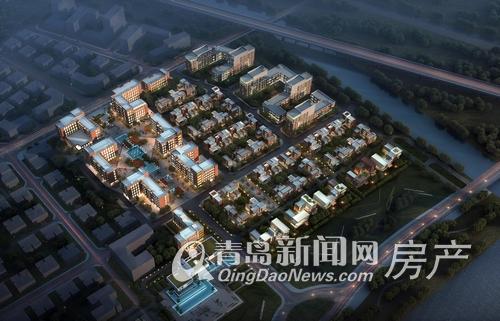 争取在两到三年内能够在青岛完成三至四个项目的开发建设