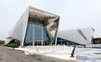 西海岸cbd展览馆落成 与世茂诺沙湾共见西海岸未来