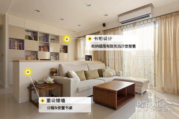 3招搞定沙发背景墙 小户型必备良方(图)