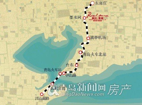 金日紫都,花园洋房,低价入市,地铁房,青岛新闻网