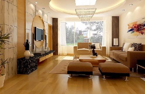 客厅家居风水重要组成 位置影响生活质量高低