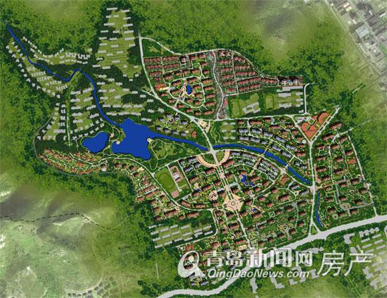 未来整体开发打造滨海欧式风情小镇(组图)