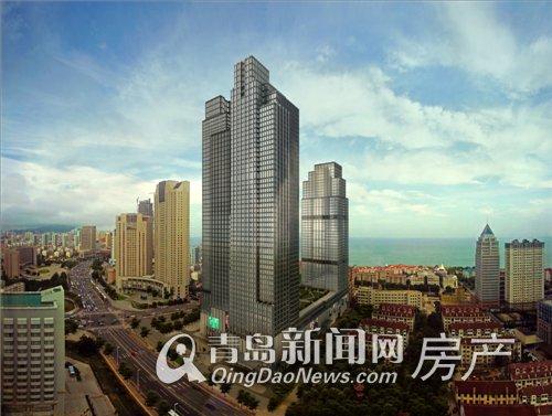 中铁青岛中心年底特惠曝出史上最低价 南向瞰海大套二总价260万图片