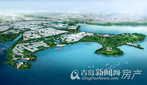 青岛高新区科技产业密集发展潜力广阔