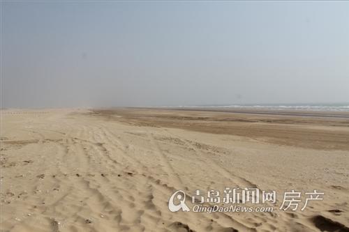 碧桂园十里金滩拥有细软的优质沙滩