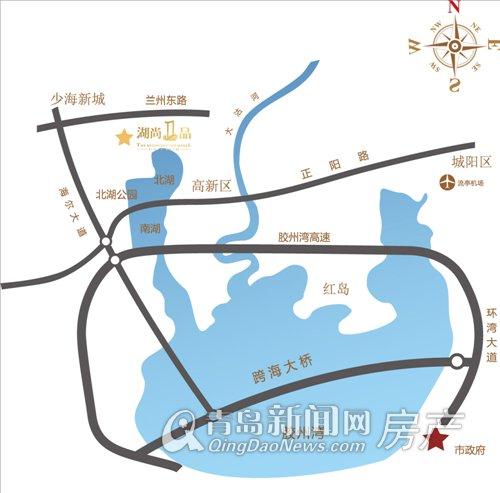胶州飞机场搬迁村庄