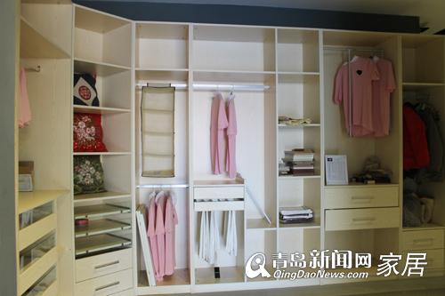 >  家居频道 家居资讯 > 正文    衣柜结构组成中使用范围最大的部分