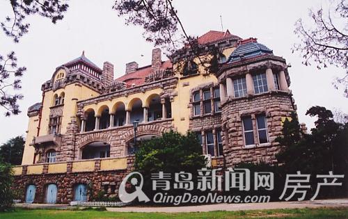 八大关问题房产,青岛新闻网代表茵丽别墅别墅图片
